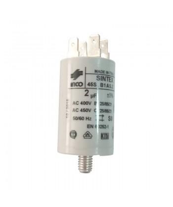 condensateur  2.5 µF