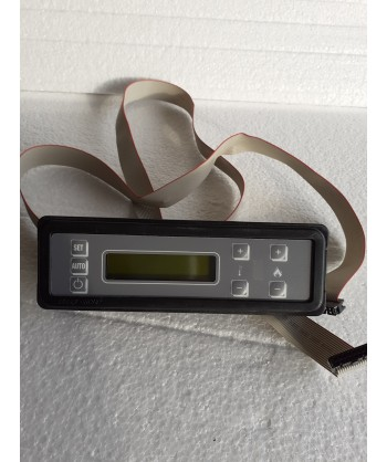 panneau commande display duepi